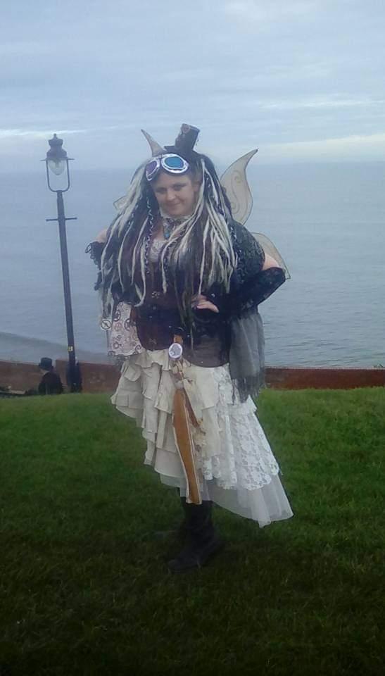 Steamfae #steampunk #cosplaying #cosplaylove #cosplayergirl #freyjafairy #cosplay #fantasy #happy  #inspirational #cosplayergirl #gypsygirl #steampunkgirl #steampunkfashion #steampunk #Splendid #magicaltimes #positive #staypositive #sparkles #MyLifeInPictures #magicalmemories