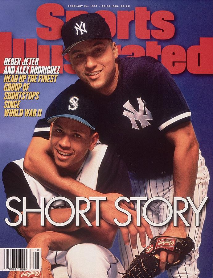 Replying to @SInow: February 24, 1997: Short Story ⚾️