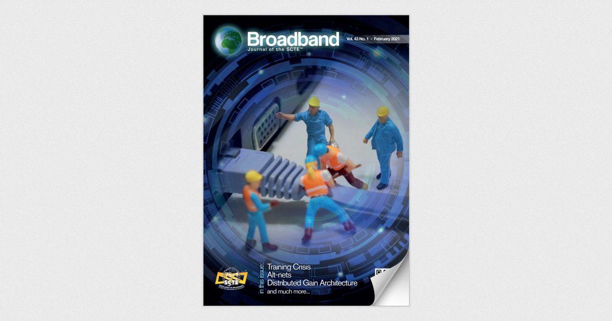 SCTE Society for Broadband Professionals