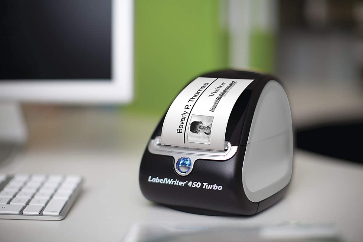 ad: 56% off    DYMO LabelWriter 450 Direct Thermal Label Printer    Link0 Link0