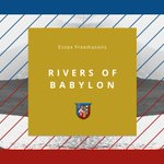 Image for the Tweet beginning: The 'Rivers of Babylon' is
