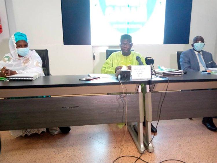 Caisse nationale d'assurance maladie : bientôt le virage vers le RAMU  ➡️