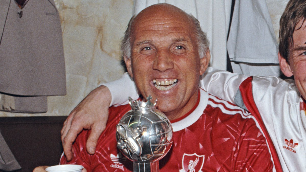On this day in 1934, the legendary Ronnie Moran was born.  Mr Liverpool ❤️