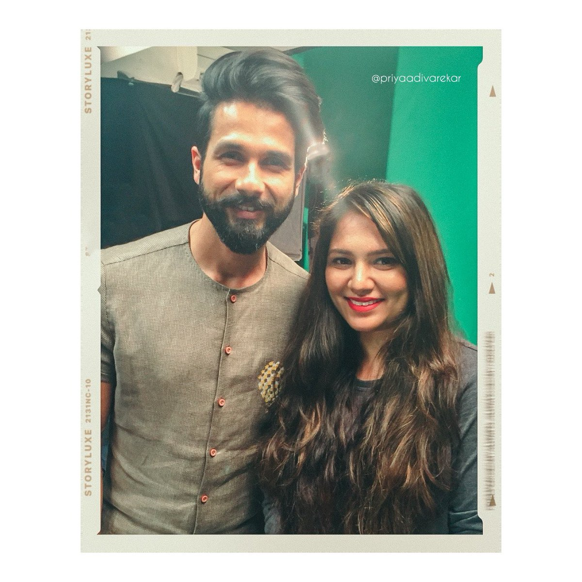 Happy Birthday, @shahidkapoor ✨ You are truly special. I pray that you 'groove your way' through 2021 with tons of good vibes, happiness, love and luck in your life. Don that 'Jersey' and hit it out of the park. Much love ❤️  #HappyBirthdayShahidKapoor