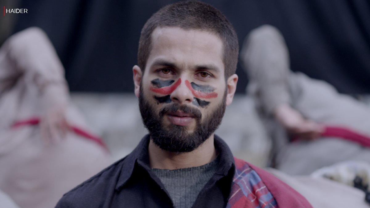 Hai der, @shahidkapoor. Just want to wish you a Happy Birthday and let you that you are Shaandaar 🥺❤️