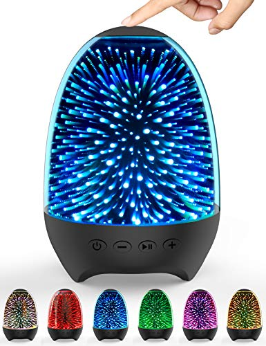2 Aiscool Night Light Bluetooth Speaker