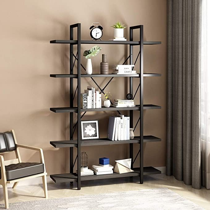 ad: 40% off  5-Tier Bookcase   use code 40U59WJT at checkout  Link0 Link0
