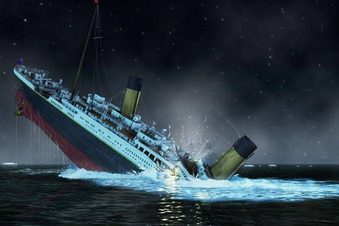 *The Titanic has sunk* Some people: How can you be so sure the Titanic has sunk without looking at it from all angles? 😛😅 #INDvsENG