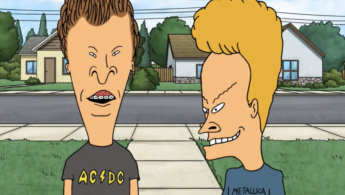 Beavis and Butt-Head are finally making a return! The animated comedy duo will star in a new movie headed directly to the new streaming service.