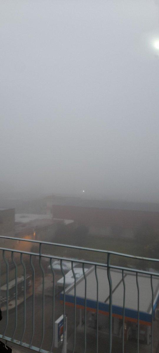 #nebbia