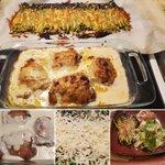 Image for the Tweet beginning: Wednesday night dinner for 2.
