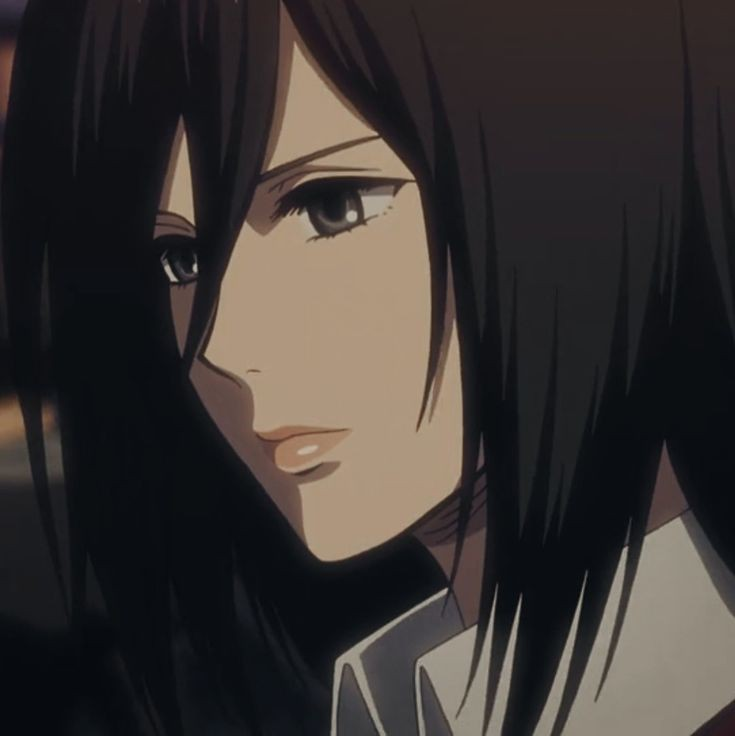 """Mikasa never Blindly follows Eren. Infact she did completly opposite """"on her own will"""" which heavily impacted her life. She has her own moral, own resolution, own pov and she independently decided to stick to it : A important thread"""