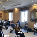 Image for the Tweet beginning: Aujourd'hui, parcours de formation à