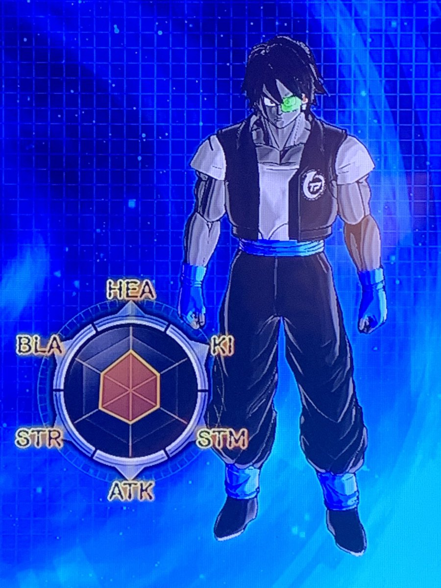 I have made my avatars from Dragonball Xenoverse 2 & One Punch Man A Hero Nobody Knows that are references to my pony OC as seen here:  DBX2:                                        OPM: