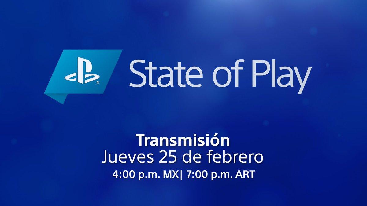Hoy va a ser un gran día!!! #psx #PlayStation #PlayStation5 #ps5 #ps4 #ps3 #ps2 #psp #psvita #PlayStation4 #stateofplay