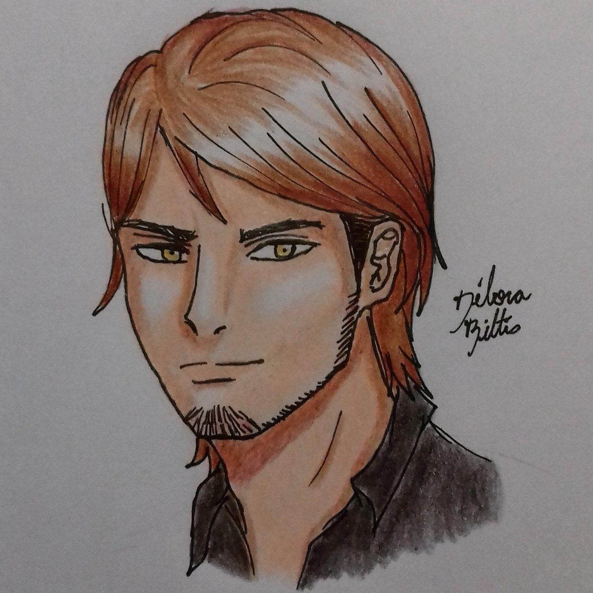 Jean ❤ - SHINGEKI NO KYOJIN.  #FANART #shingekinokyojin #atackontitan #jean #jeankirstein  #eren #mikasa #art #draw #drawing #desenhos #artwork