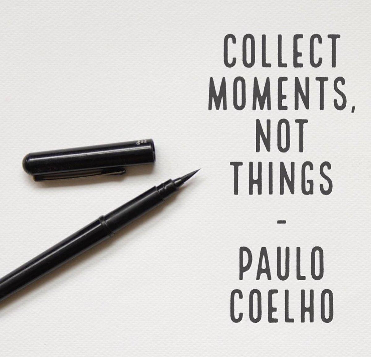 #paulocoelho @paulocoelho
