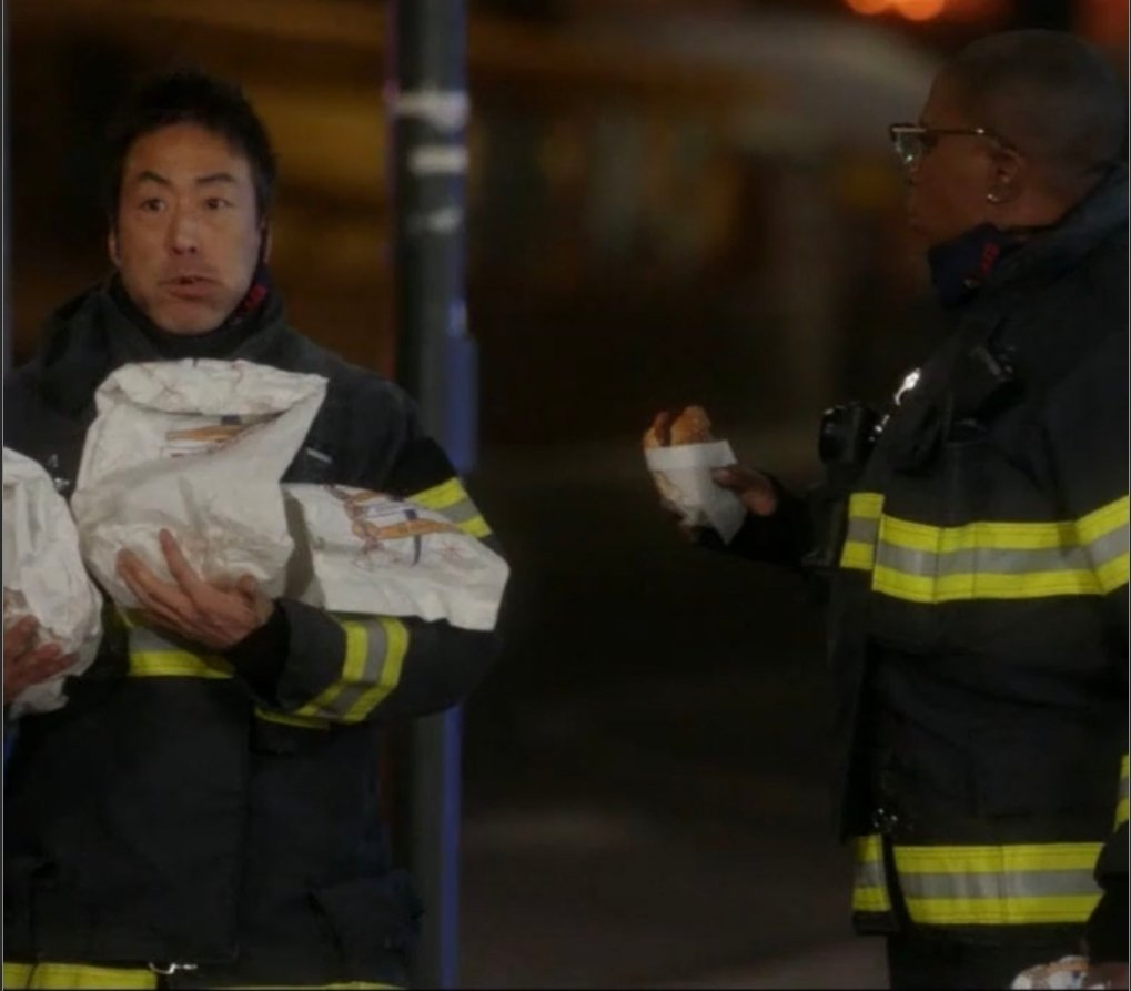 he is completely my mood  #911onFOX