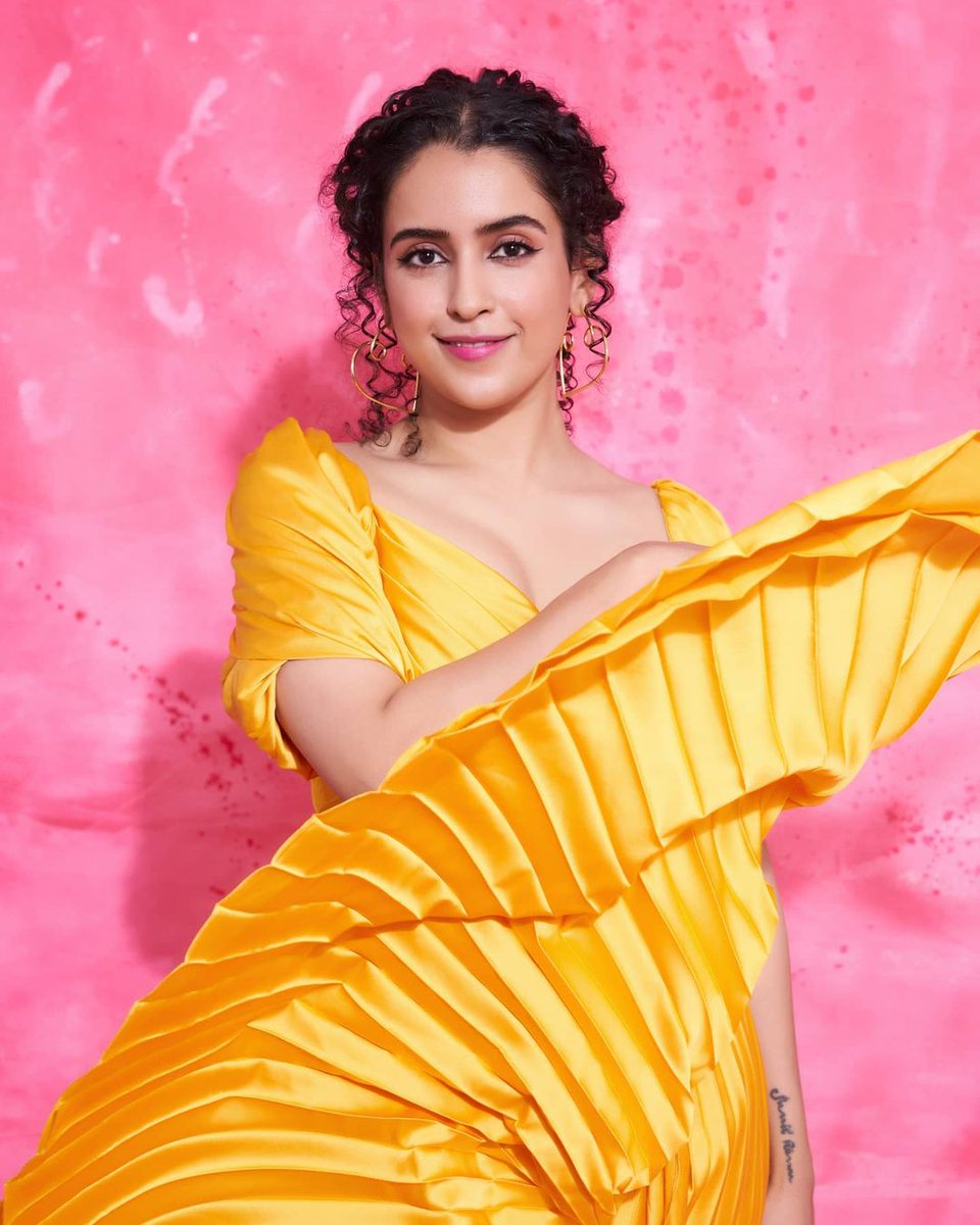 Happy Birthday, @sanyamalhotra07! Here's wishing you get only sixes every time you play Ludo 🤗
