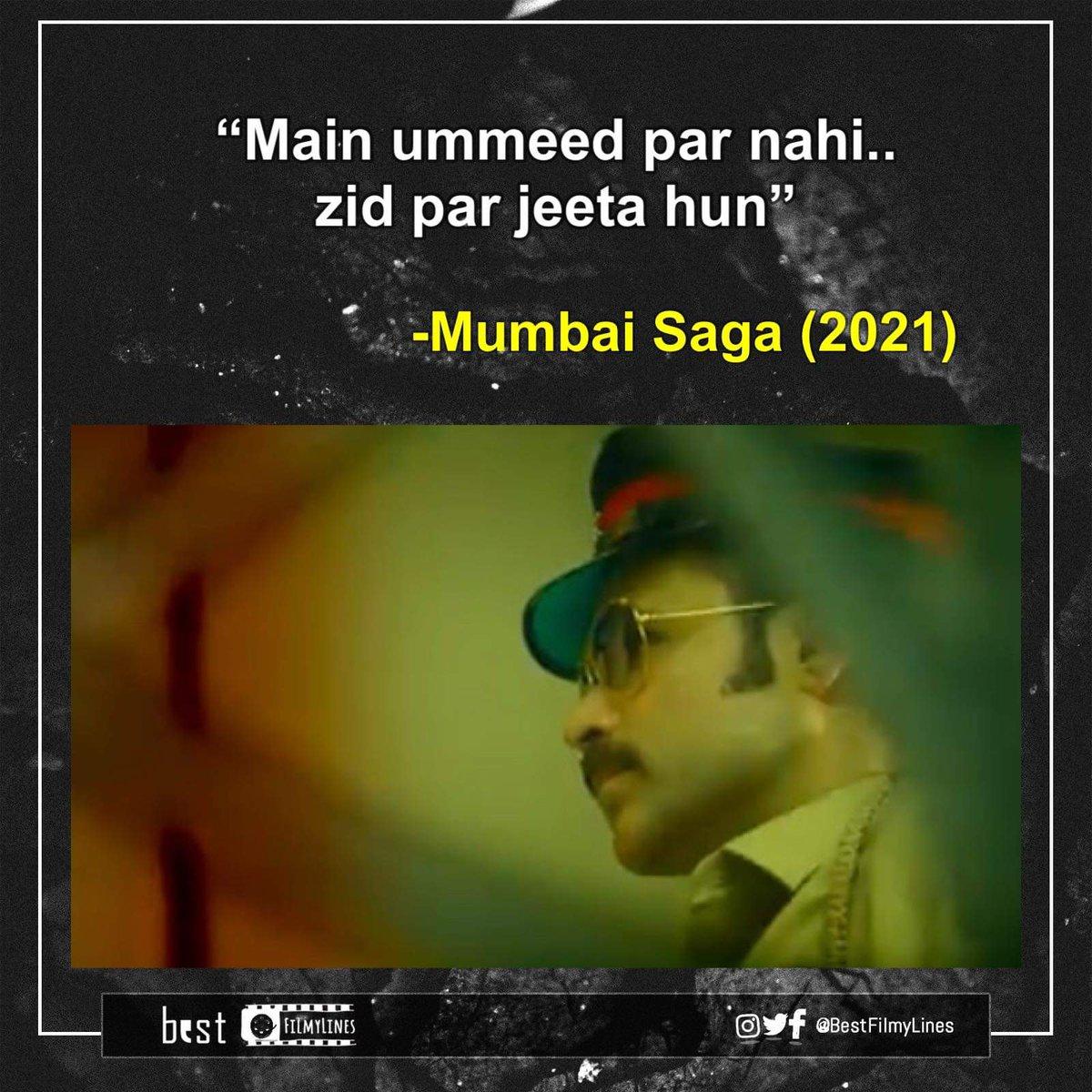-Mumbai Saga (2021), dir. Sanjay Gupta  #bollywood #bollywoodmovie #bollywoodmovies #bollywooddialogue #indiancinema #hindi #hindimovie #dialogue #dialogues #quote #quotes #rvcjinsta #bestfilmylines #mumbaisaga #sanjaygupta #emraanhashmi