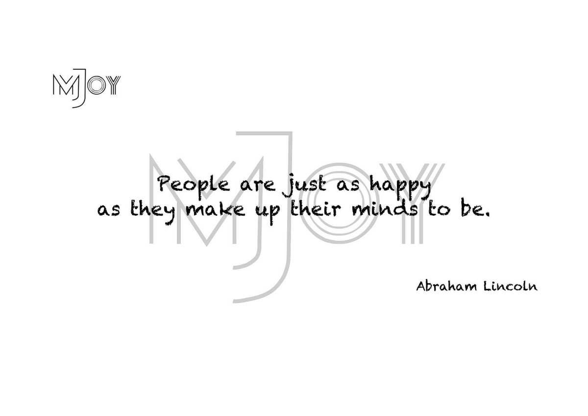 🥰🎶😀 Don't worry, be happy 😀🎶🥰 #motivationjoy #happy #AbrahamLincoln #lincoln #quotes #quoteoftheday #positive #mind #mindset #mindfulness #dailymotivation #daily #family #keepgoing #stayfocused
