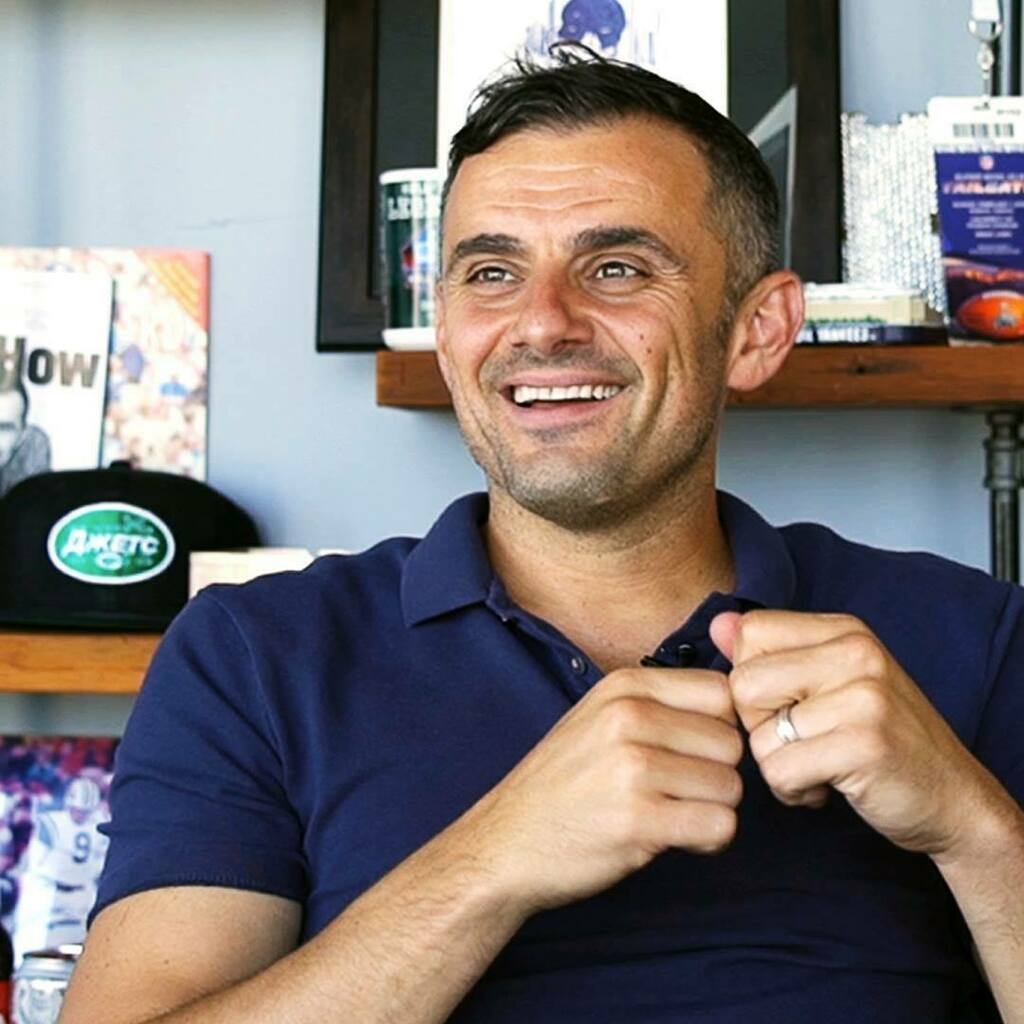 """""""Quality is tied up in your ego."""" #Quotes  -Gary Vaynerchuck"""