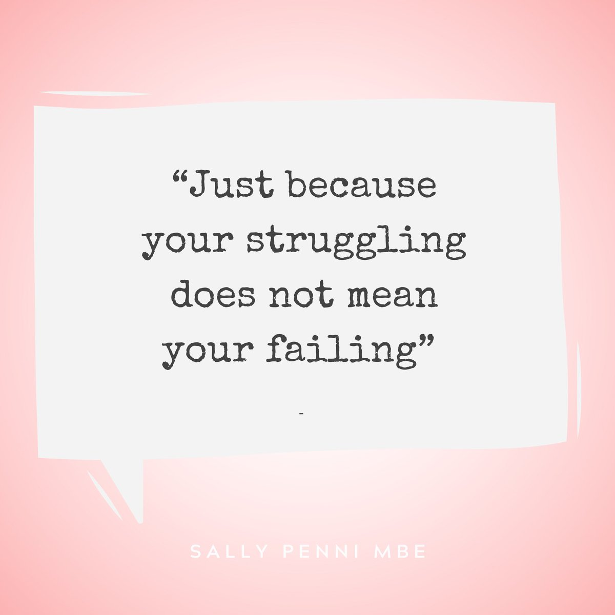 You will come out the other side feeling so much better and appreciate it more. 😊  #sallypennimbe #law #lawyer #lifeofalawyer #barrister #author #quoteoftheday #quote #believeinyourself #selflove #success #makeadifference #bekind #kindness #struggling #comeouttheotherside