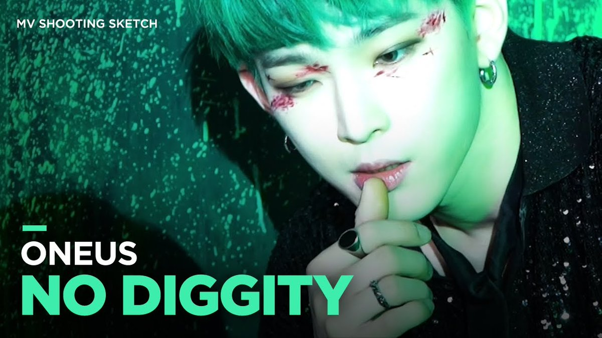 [#PopsinSeoul] No diggity👀 #ONEUS's 🎶MV Shooting Sketch🎨  The 6 devils hit us with a red-hot comfort!😍 ONEUS 'No diggity' M/V filming site Let's enjoy every moment of 'ONEUS'🎬  🎬Youtube Link 👉  #No_diggity #원어스 #반박불가  @official_ONEUS