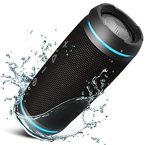 2 TREBLAB HD77 Blue - Premium Bluetooth Portable Speaker