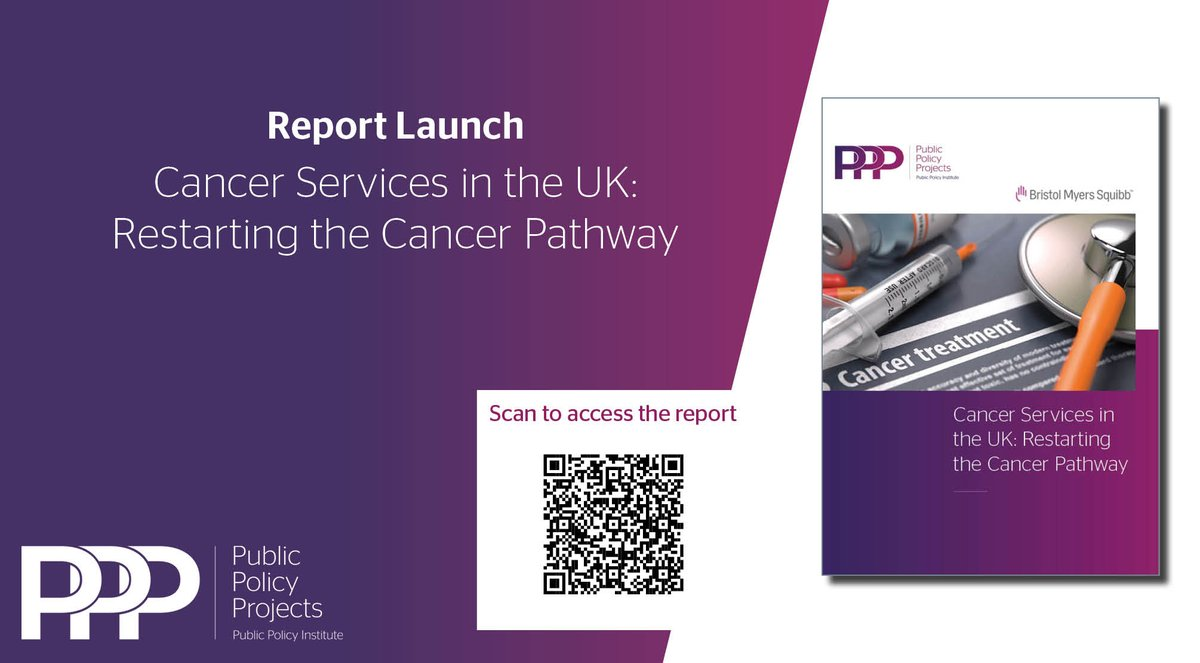test Twitter Media - @Policy_Projects is delighted to launch our latest report in partnership with @bmsnews on restarting the #cancer pathway. Many of us have been touched by this brutal disease. Download the full report here: https://t.co/nxChhGsqcc https://t.co/lTJy2XeQkp