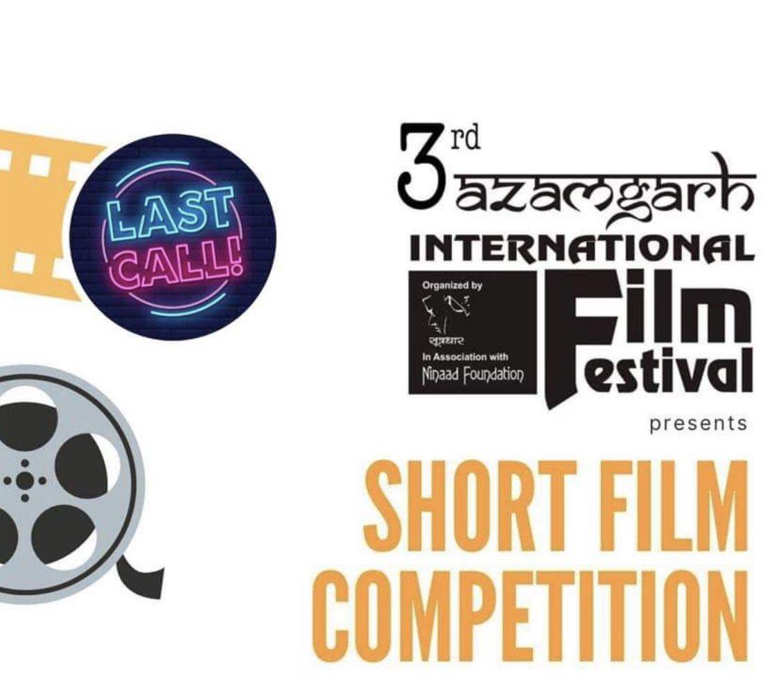 "Thank you so much #AIFF  My film ""Ave Maria"" will be screened on February 28 at the Azamgarh international film festival, Sidhari, Azamgarhthank you for the honour @OmungKumar @Banijayasia  @deepak30000 #teamAveMaria"