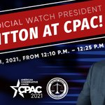 Image for the Tweet beginning: Judicial Watch President Tom Fitton