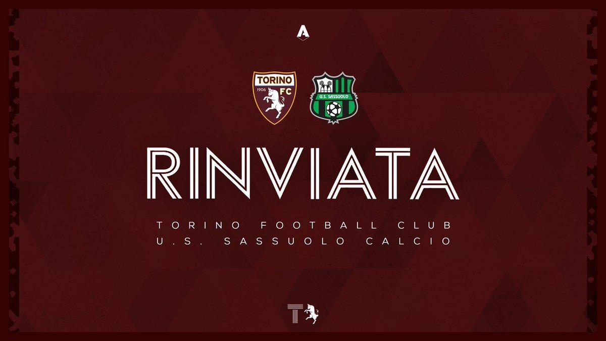 #TorinoSassuolo