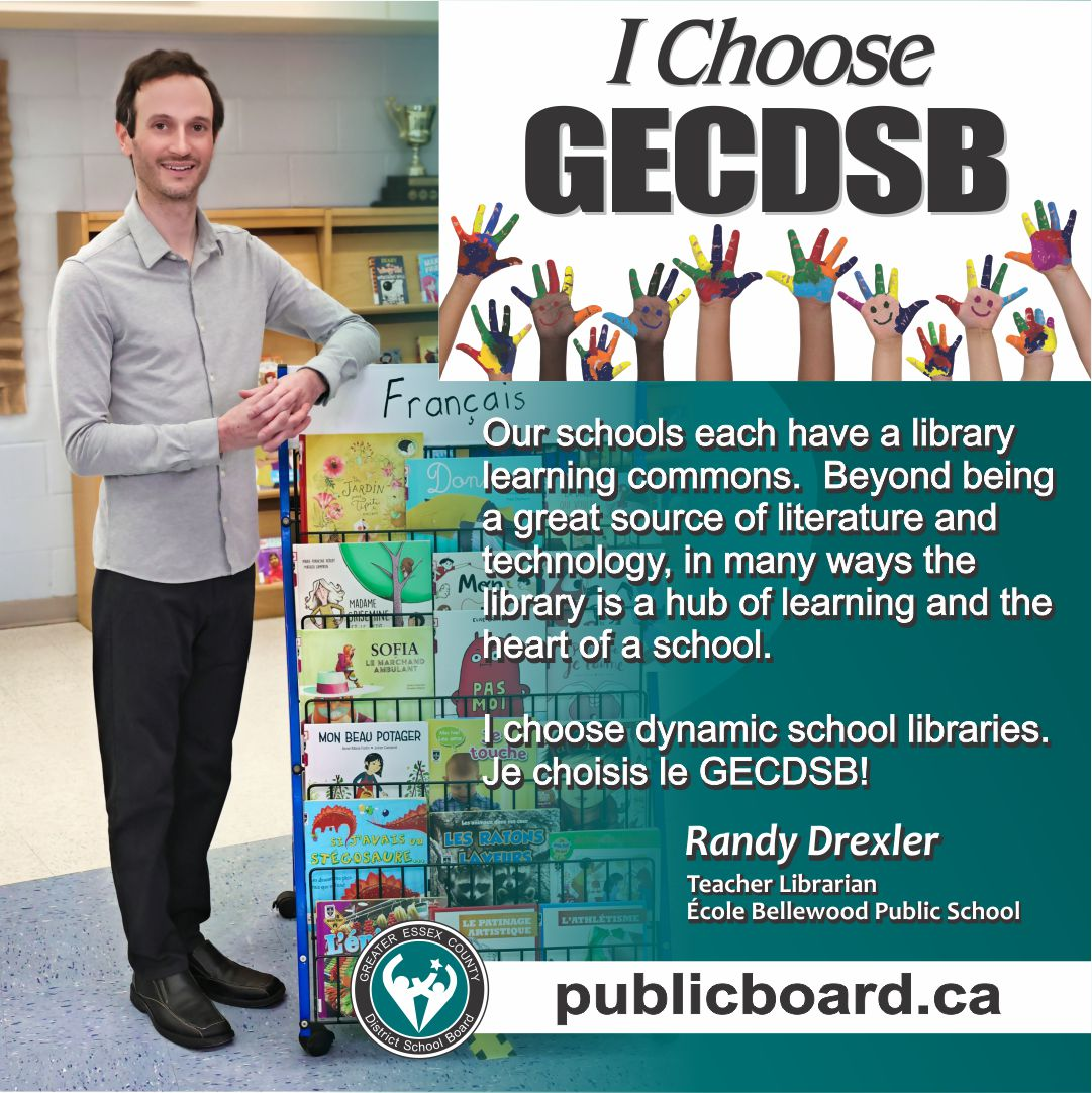 #GECDSB educators value the importance of building relationships with students and families. Kindergarten registration continues this week! Register today and contact your local school to book a virtual tour: