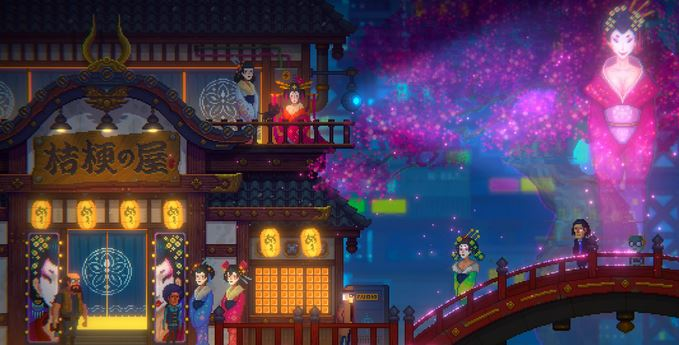 (PCDD) Tales of the Neon Sea $4.99 (DRM: Steam) via Indiegala. 2