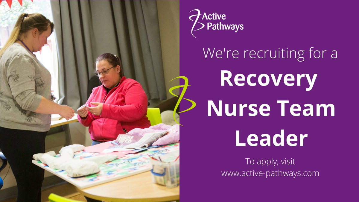 We're looking for a Team Leader! Based in Preston, you'll be responsible for ensuring high quality care is provided by our teams. Find the role on our website https://t.co/6EsbhrV5fk and Total Jobs https://t.co/P92pXAKFYY #recruitment #jobs #jobsearch #Recruiting