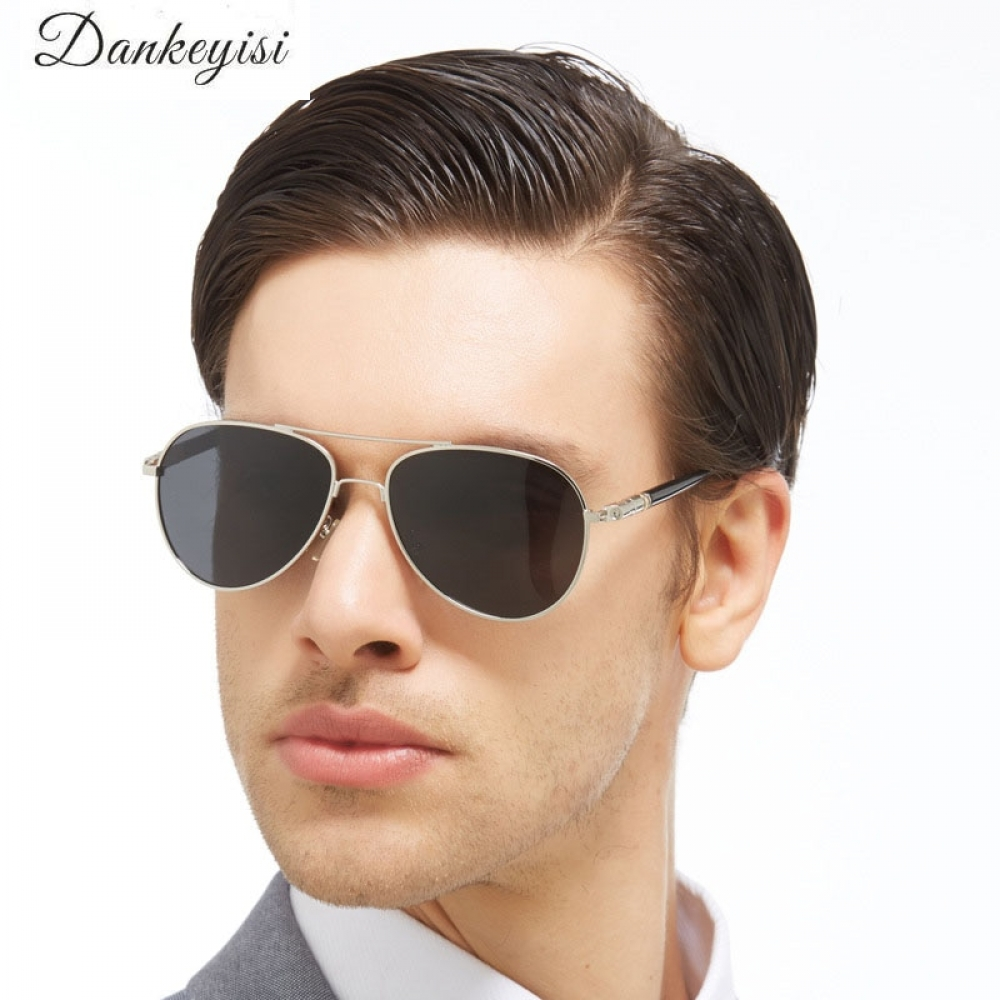 DANKEYISI Classical Pilot Sunglasses Men Eyewears Metal Fashion Male Sunglasses Luxury Vintage Sun Glasses Oculos de sol UV400  #staysafe #practicesafetyguidlines #fashion|#sport|#tech|#lifestyle