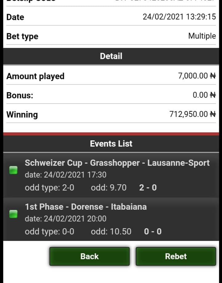 Good morning @destinybetpro1 you've done well to subject me to this extraordinary happiness,I must confess this platform is truly a home.I appreciate your helps through your winning games #Lasso #Nutella #SaveBenjiszzy #Direction #Harvard #PRADAxGULF #DeFi #America #childe #KCAs