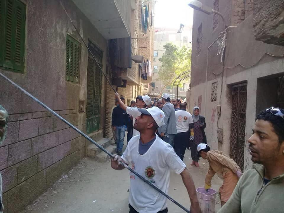 اللواء محمود شعراوى إشراك المواطنين في المبادرات المجتمعية يضمن نجاح واستمرار منظومة النظافة