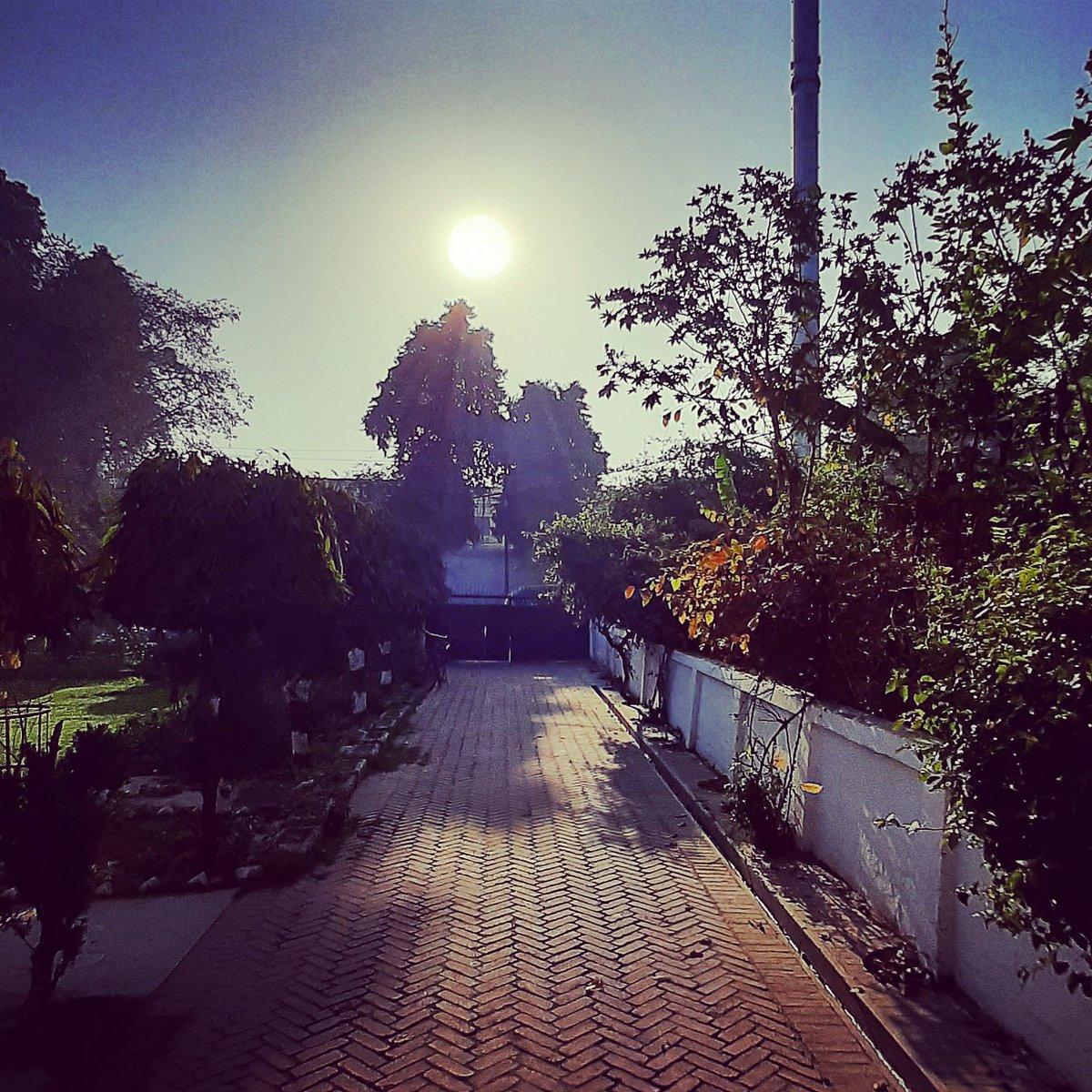 Subah-e-awadh! #thursdaymorning