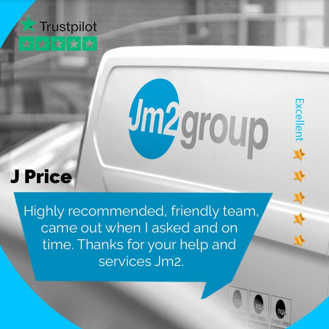 Another positive review for JM2 !!   #Reviews #trustpilot #Jm2group #thursdaypost #thursdaythoughts #thursdaymorning #thursdaymotivation