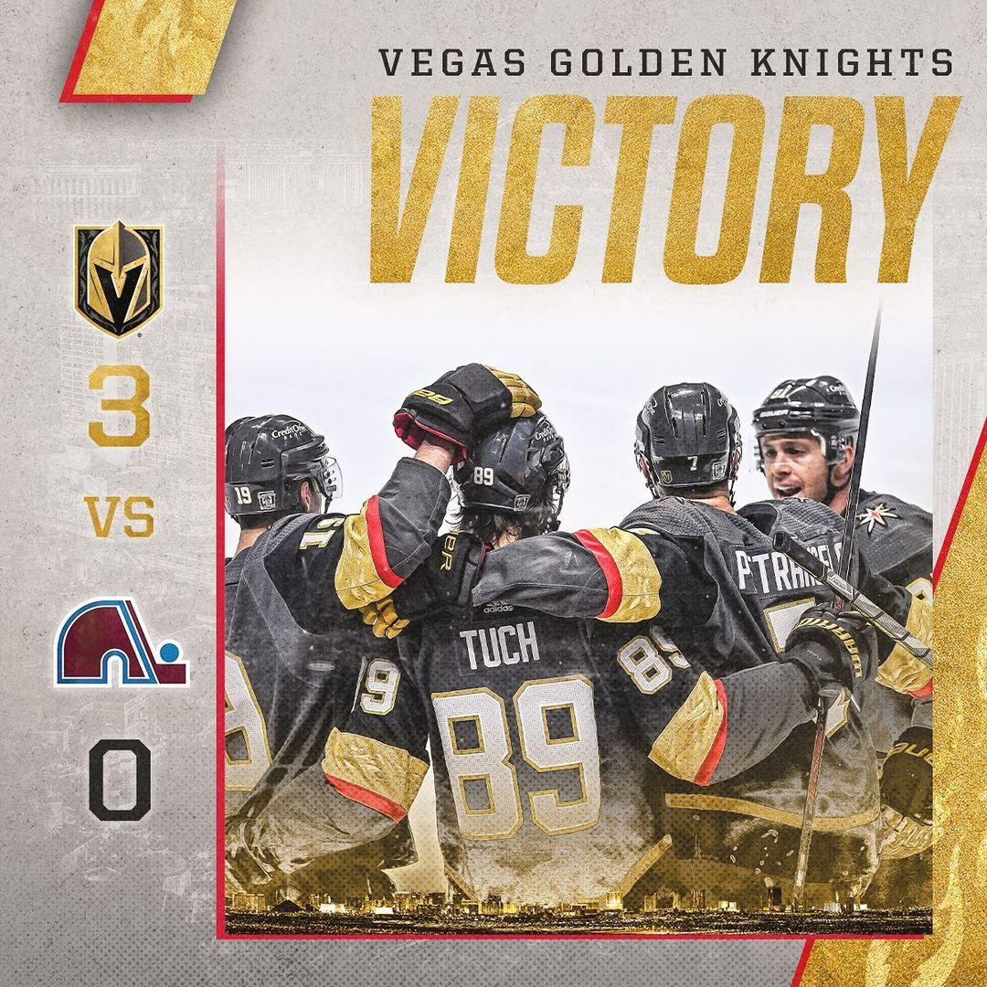 #Vegas Golden Knights: Solid start to the week ...       #GoldenKnights #Hockey #IceHockey #NationalHockeyLeague #Nevada #Nhl #NHLWesternConference #NHLWesternConferencePacificDivision #Paradise #VegasGoldenKnights