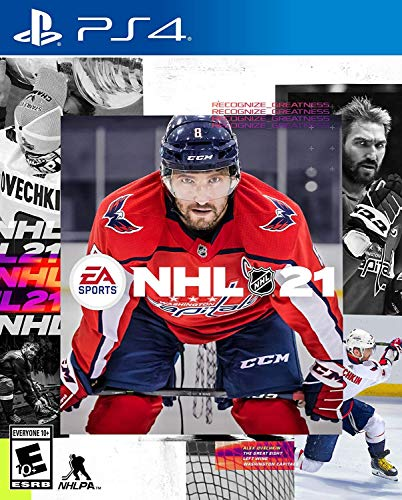 ***New Deal*** NHL 21 - PlayStation 4 Reduced from $59.99 to $24.99 2   #Amazon