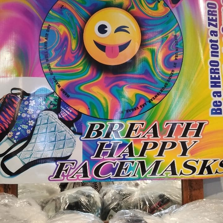 @kasie good morning sunshine 🌞 I am up #waytooearly #Everyday watching my favorite news reporters on MSNBC I'm 2:00 a.m. to 10:00 p.m. everyday 🙏🤗😘😷🌟#TruthMatters  & it makes me happy 🙏🤗😷 Big #Mahalo  Breathe Happy Face Masks Loves You All
