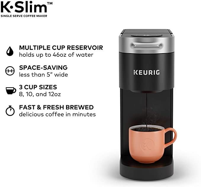 ad: Close to 30% off   Keurig K-Slim Coffee Maker   Link0 Link0