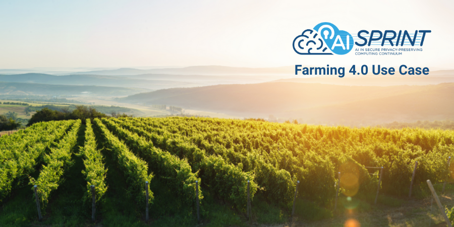 Find out how @ai_sprint will develop novel #AI applications in order to increase efficiency in #agriculture40 through predictive models and precision #farming where processing #data at the #edge is a necessity 👉  @GREGOIREFrance @Beck_et_al