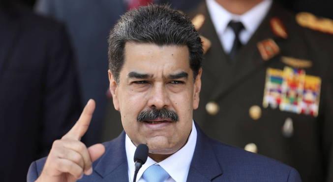 Maduro descarta acordo com UE até mudança de política