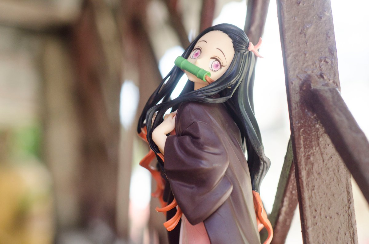 This #nezuko figure from the anime #kimetsunoyaiba  (#DemonSlayer) is cute! definitely bang for the buck. Check how adorable this figure is ➡️  #kimetsu_no_yaiba  #DemonSlayerKimetsuNoYaiba