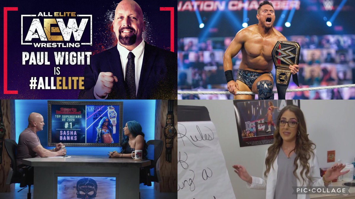 🚨NEW SHOW🚨  Packed edition of Central this week as the team discuss #EliminationChamber, Big Show jumping ship to #AEW, Progress' PR horror show and much more