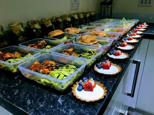 Need a side hustle? Become our food prep partner! #MoneyObeysMercyEke #AskAMan #WeDoMoreWednesdays #eNCAMUSTFALL #DJSBU
